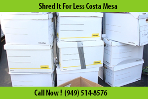 Document Shredder Service