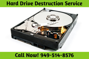 Shredding Services Costa Mesa CA