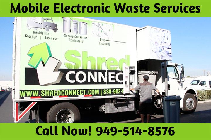 Secure Shredding Services Costa Mesa, CA - (949) 514-8576