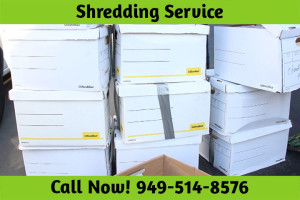Document Shredding Costa Mesa CA